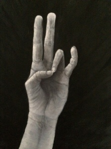 hand mudra for energy