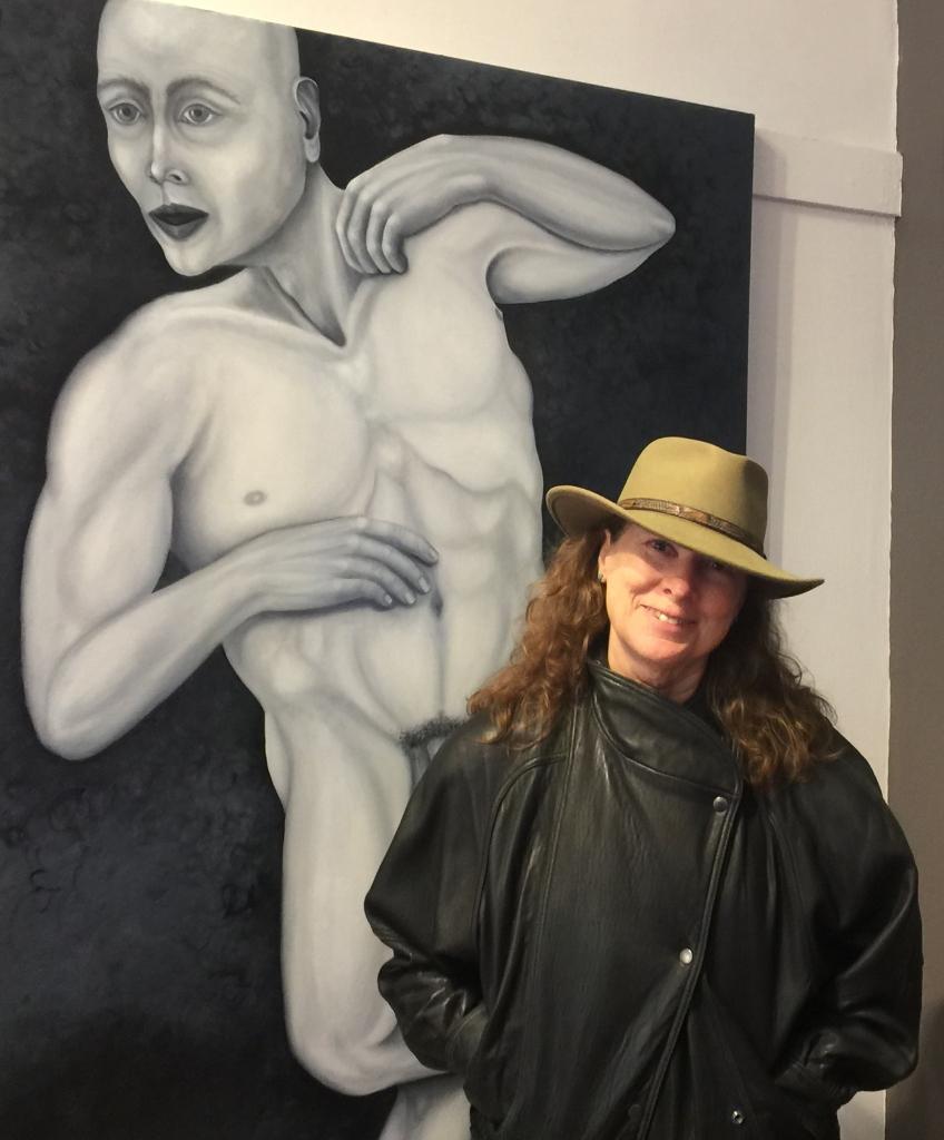 Awakening, oil painting (c) Cheyenne MacMasters 2016